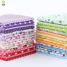 Random Color Thin Charm Packs Patchwork Cotton Fabric No Repeat Design Tissue Sewing Fabric 30 pcs/lot 10*12 CM