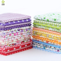Random Color Thin Charm Packs Patchwork Cotton Fabric No Repeat Design Tissue Sewing Fabric 30 pcs/lot 10*12 CM