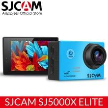 SJCAM SJ5000X Elite Action Camera WiFi 4K 24fps 2K 30fps Gyro Sports DV 2.0 LCD NTK96660 Diving 30m Waterproof Camcorder