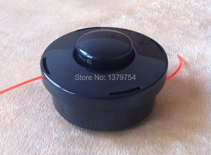 где купить  High quality Trimmer  head for 25cc 36cc  43cc 52cc , brush cutter parts, Grass cutter parts factory selling directly  по лучшей цене