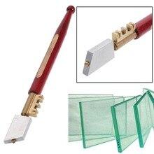 Профессиональные алмазные противоскользящие деревянные ручки подачи масла стекло режущие инструменты Прямая поставка и доступны