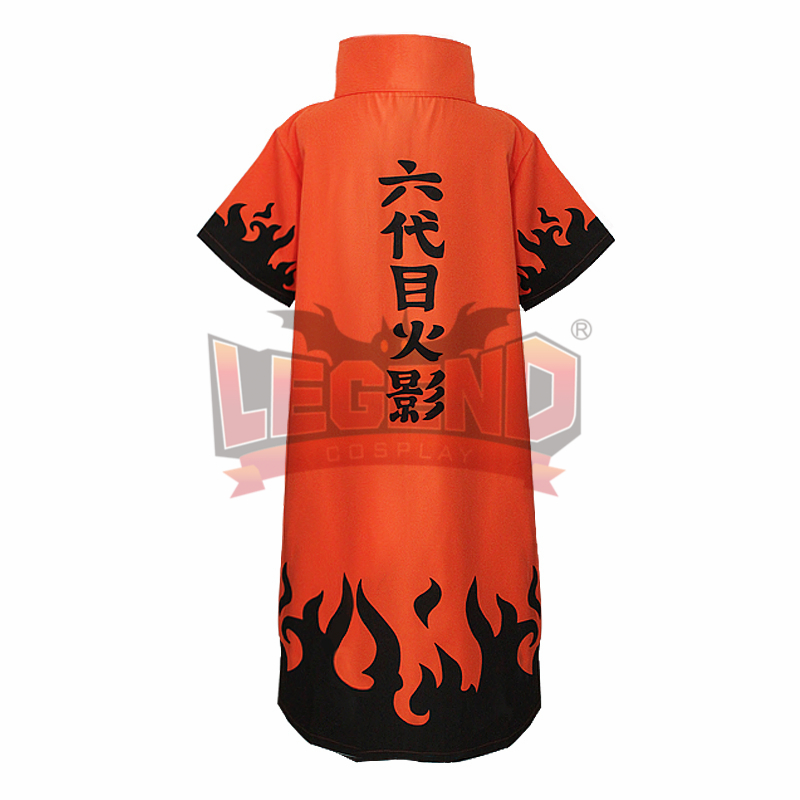 Cosplay legend Naruto cape Six Yondaime Hokage Namikaze Minato cape Cloak Hatake Kakashi Naruto Cape cosplay adult costume