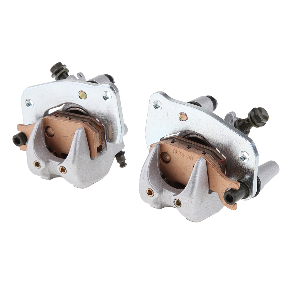 NEW SUZUKI FRONT BRAKE CALIPERS FOR KING QUAD 750 LT-A750X XZ XP XPZ WITH PADS