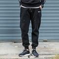 Corredores dos homens Calças de Inverno Calças Quentes Para Homens Casuais Comprimento total Fitness Roupas de Marca de Alta Qualidade Calças Hip Hop Homme
