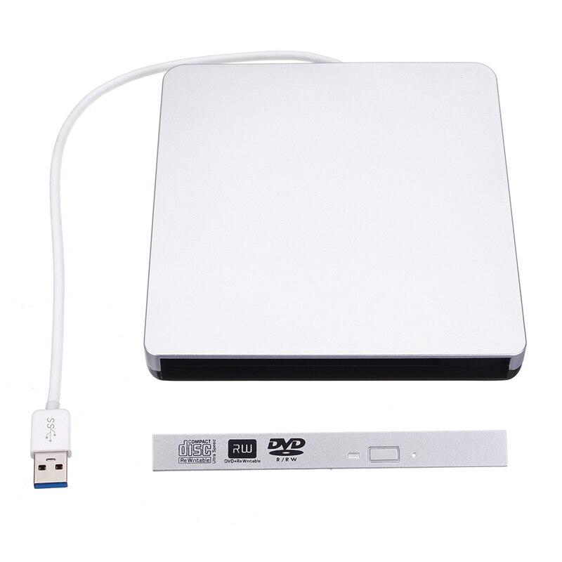 USB 3.0 SATA 12.7mm Boîtier Externe Écrivain Graveur Lecteur pour Ordinateur Portable DVD Externe Slim CD DVD Graveur Lecteur Pour MacBook