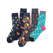 Colorful dress socks men happy sock men s classic tide cotton socks hiphop skateboard sock