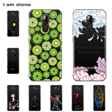цена на I am alone Phone Case For Oukitel U18 5.85 inch Solf TPU Cellphone Fashion Cute For Oukitel U18 5.85 inch Bags Shipping Free