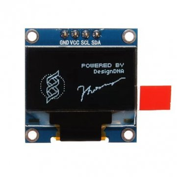 2019 New Design 10pcs/lot White 4pin 128X64 OLED LCD LED Display Module 0.96