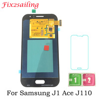 100% Tested Display Screen for Samsung Galaxy J110 SM J110F J110H J110FM LCD Display Touch Screen Digitizer Assembly AMOLED LCD
