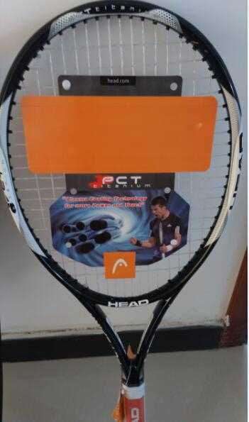 PCT Ti Spirit S1 Tennis Racquet racket bat Grip: 4 1/4 or 4 3/8 for female/girl/women/junior beginner colour blue/red/black