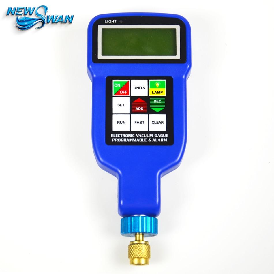 WK-VG, Refrigerant, Programmable, Vacuum, Digital, Gauge