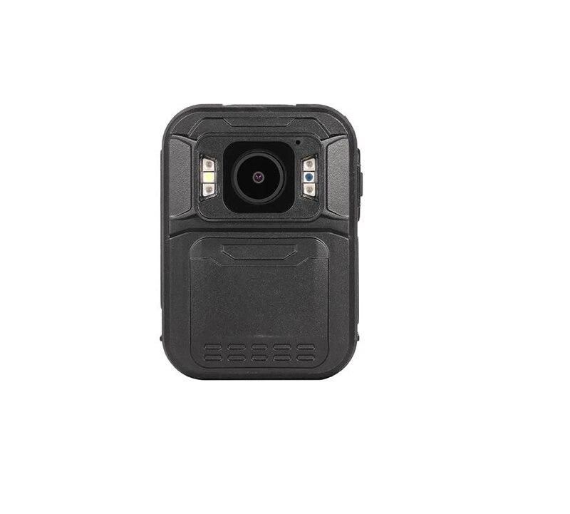 Anti-chute imperméable à l'eau du corps de la Police caméra vidéo usée DVR IR Vision nocturne lumière LED caméra numérique Mini DV enregistreur voix 64G