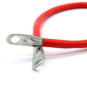 Image 2 - 1 шт. аккумулятор банк провод кабель инвертора, кабель заземления для лодки Rv Car Golf Cart применение проводки 100A 16 квадрат/5 AWG