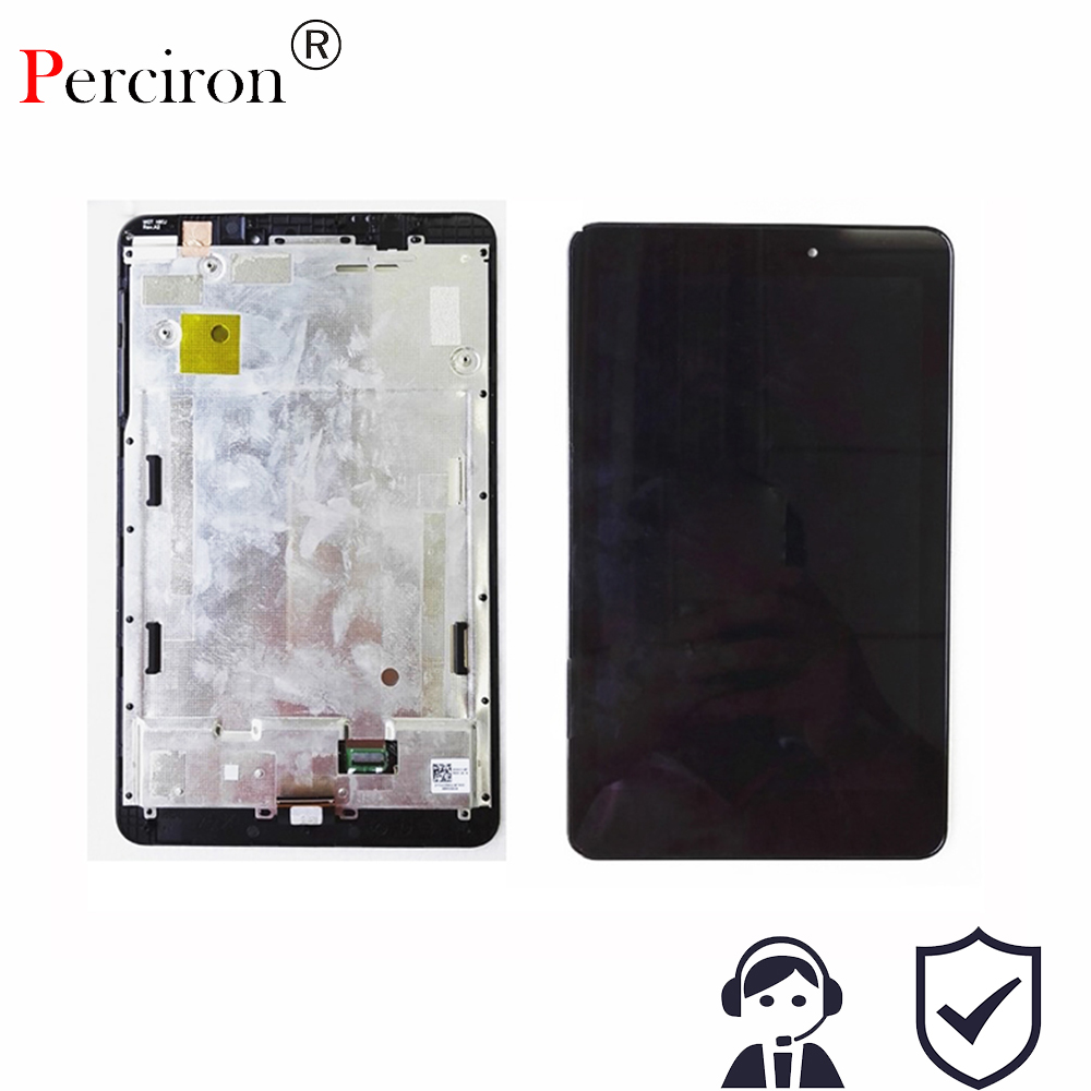 New 8'' inch For Acer Iconia Tab 8 B1-810 LCD Display Screen Panel + Touch Screen Digitizer Sensor Glass Assembly Free Shipping new 10 1 inch parts for asus tf701 tf701t lcd display touch screen digitizer panel full assembly free shipping