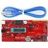 Rich Multifunction UNO R3 Atmega328P Development Board for Arduino UNO R3 with MP3 /DS1307 RTC /Temperature /Touch Sensor module