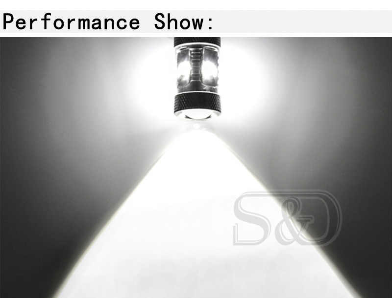 2pcs 9006 HB4 25W XPE LED chips cars Fog Head lights Bulb auto Lamp Vehicles Signal Tail parking car light  led high power