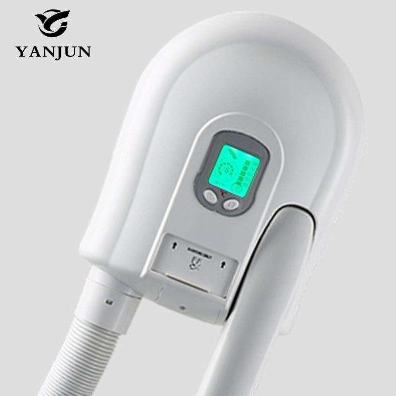 Yanjun фен для гостиничных настенных электронных Фены для кожи тела устройство скоростной сушилки для общественных полок для ванной комнаты 220 В YJ 2130 - 3