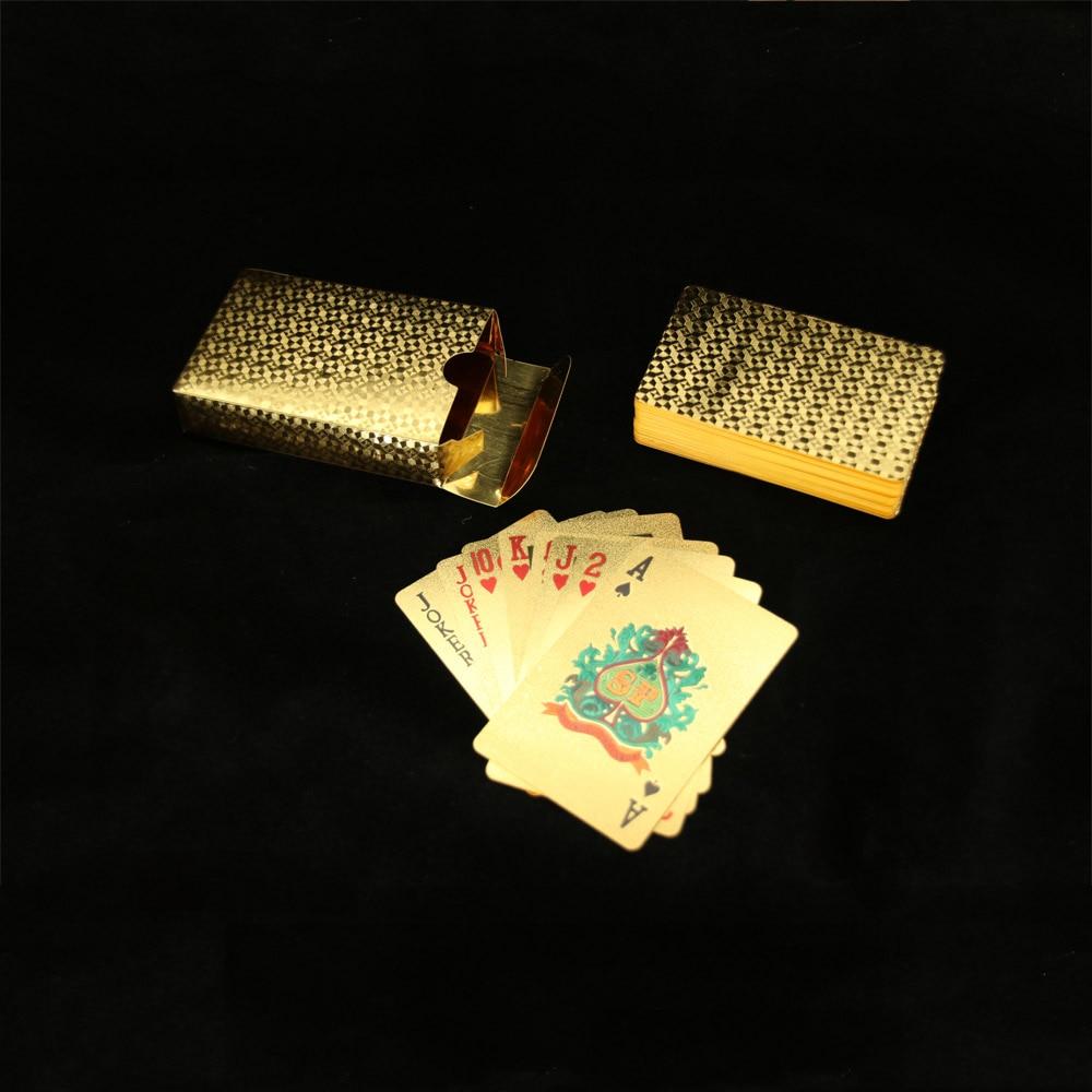 Golden Cards 10
