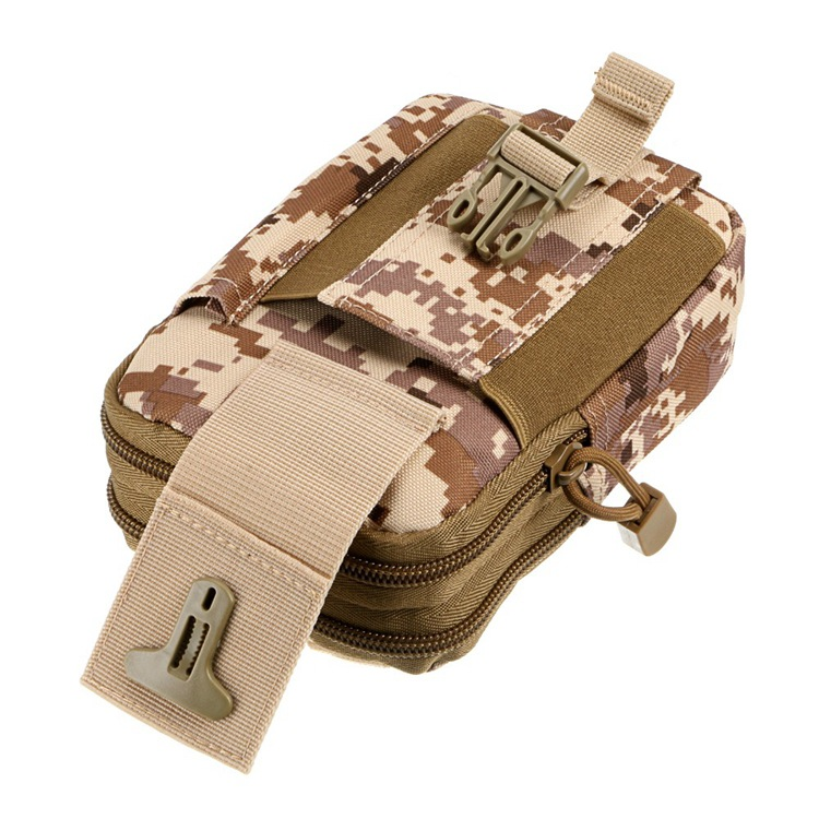 Tactical Waist Bag Mobile Phone pouch Pack Sport Mini Vice Pocket for <font><b>Cubot</b></font> S9 X16 X17 S Z100 Pro H1 P11 P12 S350 <font><b>S600</b></font> X10 X11 image
