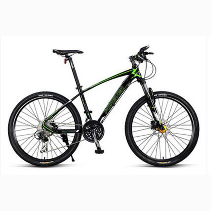 30-Speed 26-Inch Double Disc Bicycle Supplier Mountain Bike Double Disc Brake Aluminum Alloy Frame