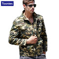 Brand Clothing Coat 2017 Autumn Winter Military Camouflage Army Bomber Man Jacket Fashion Jackets Men Casual Men's Windbreakers
