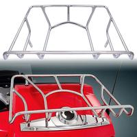 Motorcycle Luggage Rack/Top Rail Trunk Case Carrier Rack Tour Bobber Custom Chopper For Can Am Spyder RT / RTS / RTL