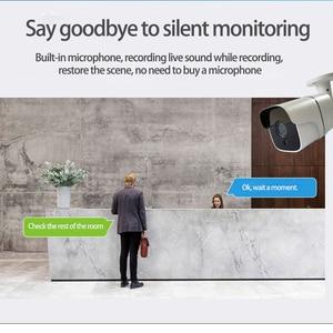 Image 3 - Built in audio H.265 IP Camera 1080P 3mp 5mp 2.8mm 3.6 mm ONVIF P2P 48v poe network ipcam metal XMEye Surveillance xmeye CCTV