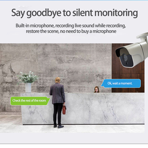 Image 3 - المدمج في الصوت H.265 IP كاميرا 1080P 3mp 5mp 2.8 مللي متر 3.6 مللي متر ONVIF P2P 48 فولت poe شبكة ipcam المعادن XMEye المراقبة xmeye CCTV