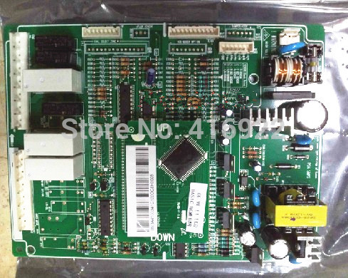 95% new Original good working refrigerator pc board motherboard for samsung rs60bj motherboard da41-00341c rs60njs on sale 100% tested for washing machines board xqsb50 0528 xqsb52 528 xqsb55 0528 0034000808d motherboard on sale