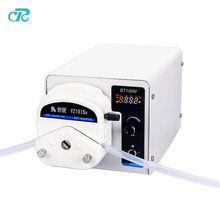 Metering And Dosing And Tubing Peristaltic pump For Liquid Transfer laboratory viscous liquid transfer silicon tubing peristaltic pump