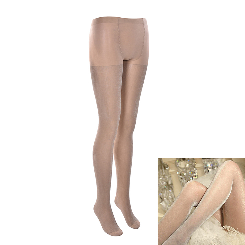 Womens Sexy Oil Shiny Pantyhose, Yarns Sexy Satin Stockings Hose, Bas Resille Fitness Leggings Sexy Lingerie New