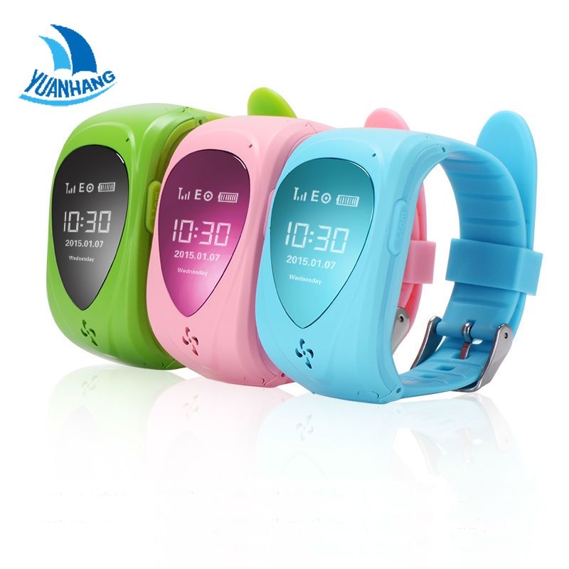 ФОТО 2016 Smart Safe GPS LBS Location HD Oled Heart Screen Wristwatch SOS Call Finder Tracker for Kid Child Watch Anti Lost Monitor