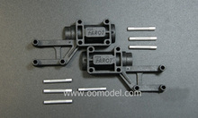 Tarot 450 Parts Tail Boom Mount TL45098 Tarot 450 RC Helicopter Spare Parts FreeTrack Shipping