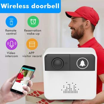 BEESCLOVER hexagonal wrench  IP Video Intercom WI-FI Video Door Bell Camera Apartments Alarm Wireless Security Camera r29 7