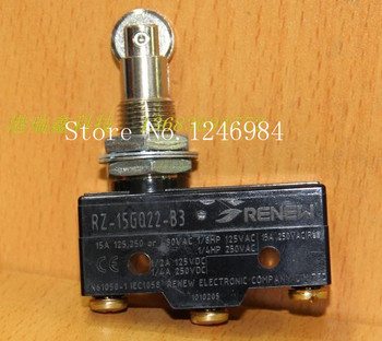 [SA]Big big trip switch micro switch Bluebird limit switch reset switch RZ-15GQ22-B3--20pcs/lot