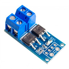 High power MOS tube field effect transistor trigger switch driver module PWM regulating electronic switch control board