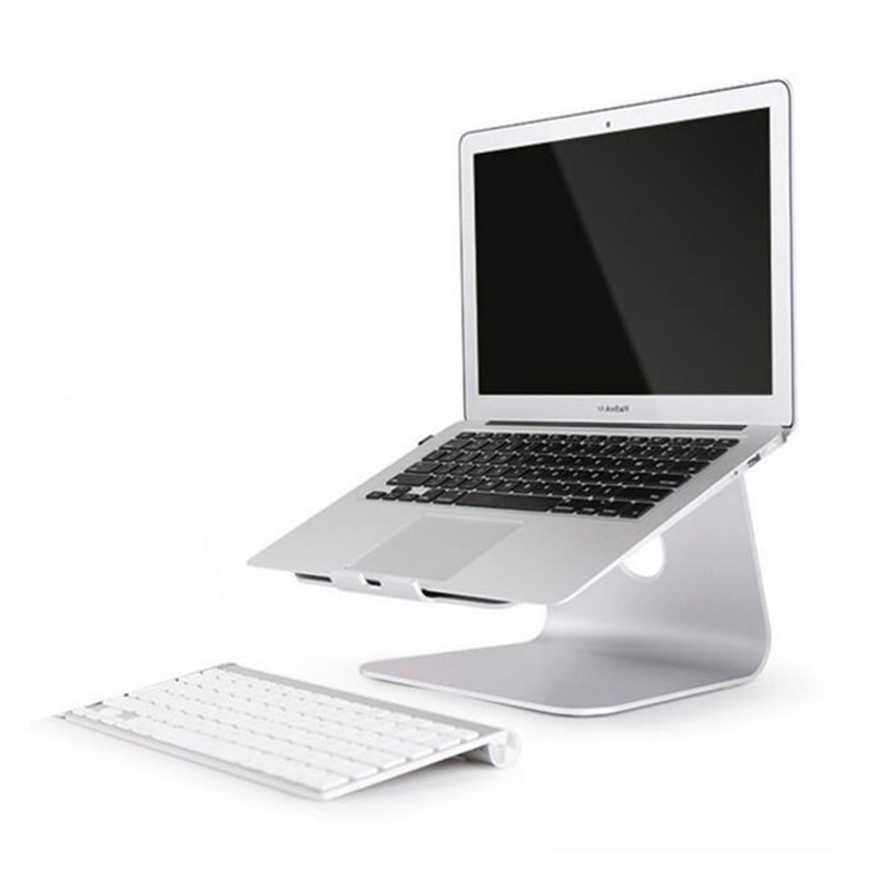 Free shipping For MAC Laptop Stand For Air Aluminum Cervical Stand Pro Desktop Computer Cooling Rack|mac laptop stand|stand for|mac stand - title=