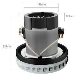 220 В 1400 Вт пылесос двигателя медный провод двигателя большой мощности 137 мм Диаметр пылесос аксессуар замены частей