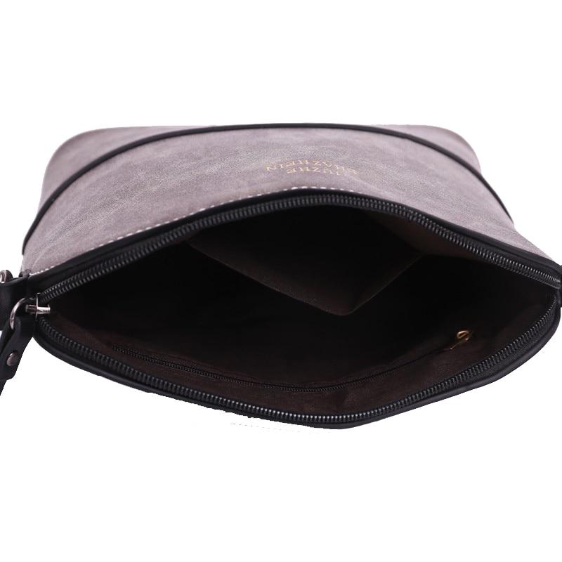 sacolas do homensageiro Small Women's Shoulder Bag Leather : Messenger Shoulder Bag PU Shoulder Bag Women Shoulder Crossbody Bag