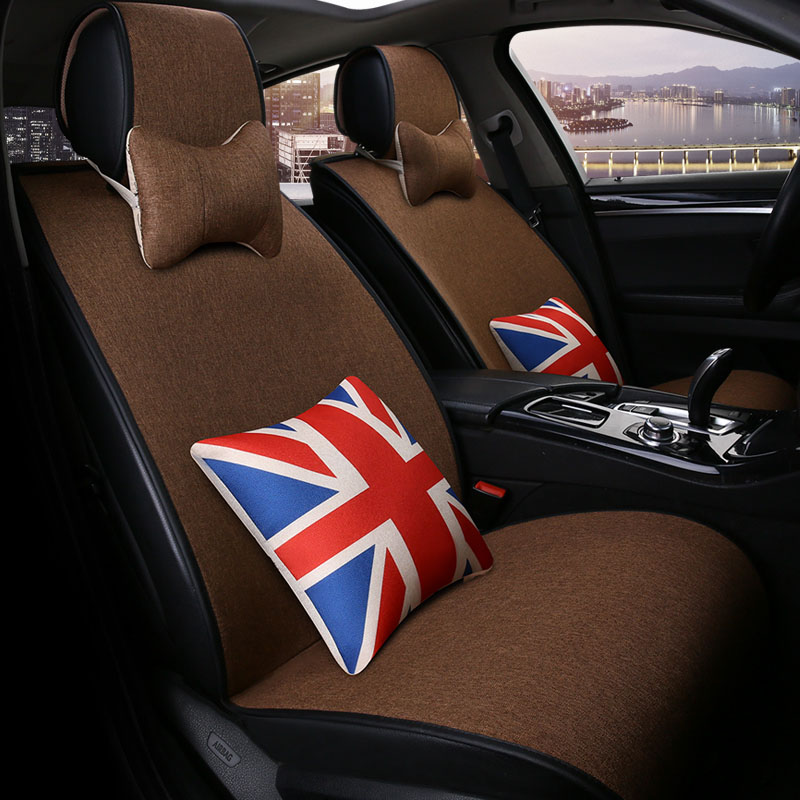 Car seat protector car seat cover for Land Rover discovery 3 4 5 sport Range Rover sport Evoque Freelander 2 cushion covers car armrests cover pad vehicle center console arm rest seat pad for land rover lr4 lr2 range rover evoque seat mazda 23 6