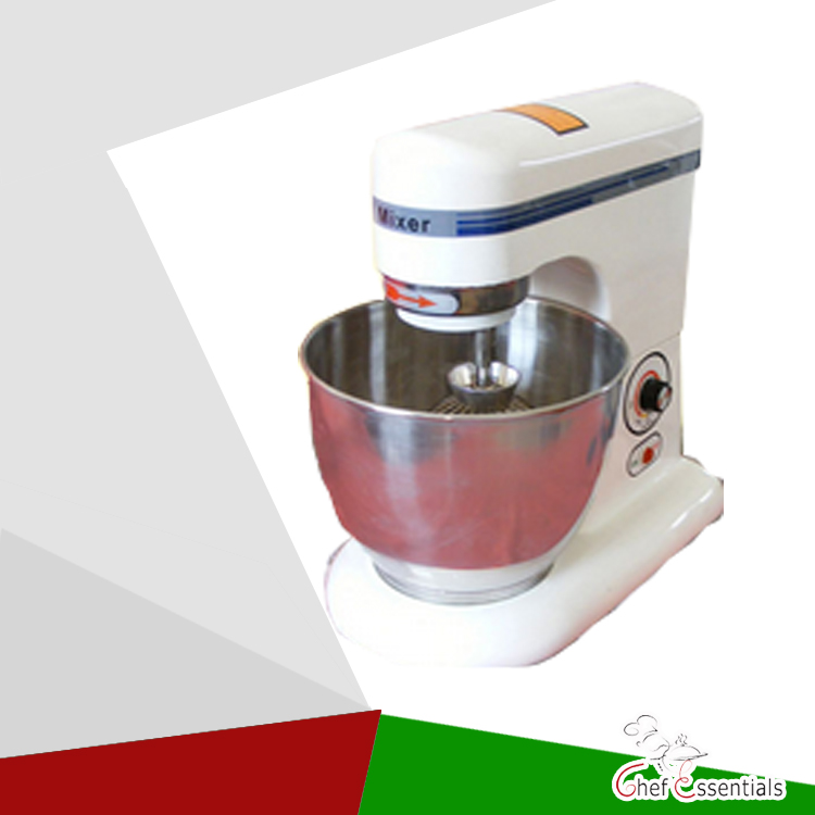 Commercial 7L Food mixer/egg beater/dough mixer bakery equipment stainless steel fast blender machine