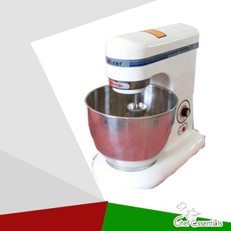 Commercial 7L Food mixer/egg beater/dough mixer bakery equipment stainless steel fast blender machine