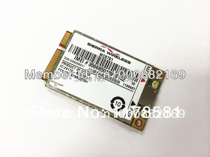 Sierra Wireless MC8781 UMTS HSDPA Module / 7.2 MB/s / MiniPCI Express Card (with GPS, without SIM lock)