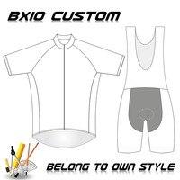 2017 BXIO Brand Custom Cycling Sets Blank Bike Wear Pro Team Cycling Kits OEM Design Bicycle