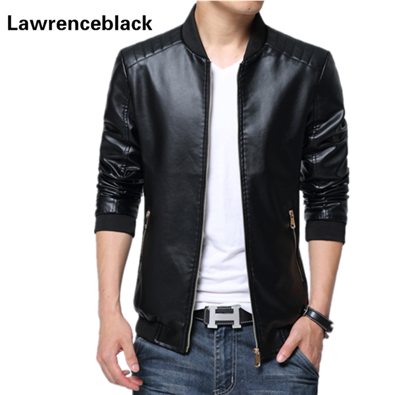 Motorcycle Leather Jacket Men Jaqueta De Couro Solid Slim Fit Mens Leather Jackets And Coats Luxury Brand  Jaqueta Motoqueiro 20