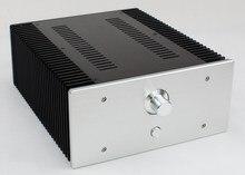 WA75 Aluminum enclosure Preamp chassis Power amplifier case/box size 312*262*120mm