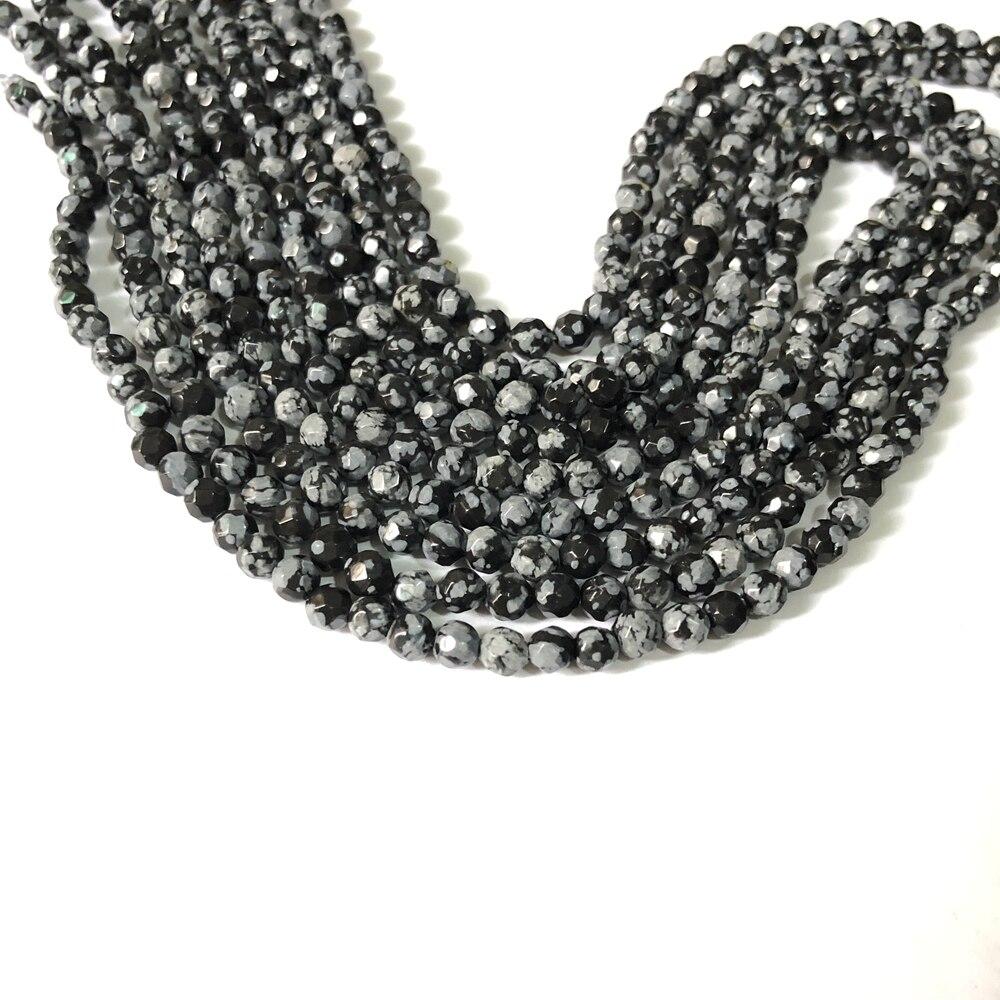 Onyx Halbedelstein Schwarz Perlen Poliert und Matt Set Halbedelstein 4//6//8//10 mm Perlenstrang Perlenkette 4mm Rund Matt 45 St/ück