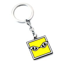 2019 Game Rainbow Six 6 Siege KeyChains Skull Metal Key Ring Male Anime Metal Pendant Car Key Chain for Men Collection Gifts все цены