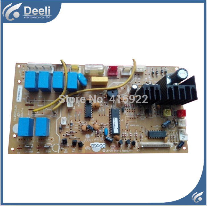 95% new good working for air conditioning circuit board HL45VGJL01 VER1.1 E60506-11G LK-29 94V-0 working on sale95% new good working for air conditioning circuit board HL45VGJL01 VER1.1 E60506-11G LK-29 94V-0 working on sale