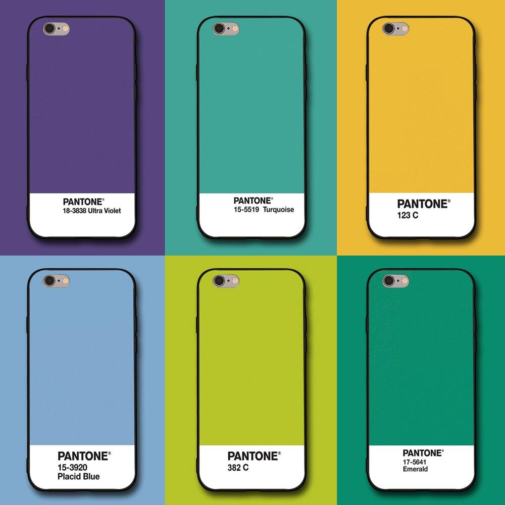 pantone coque iphone 8 plus